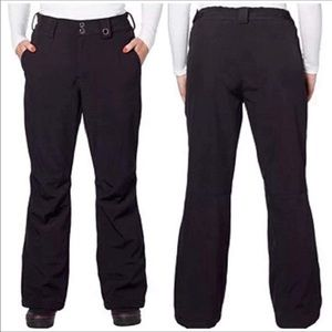 Gerry Insulated Snow Pants Black Women's Sno-Tech